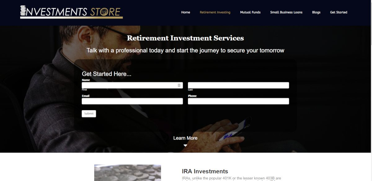Investment-Store